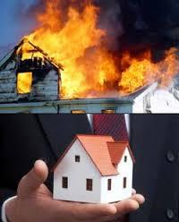 پاورپوینت بیمه آتش سوزی