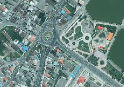 دانلود پاورپوینت کاربرد عکسهای هوایی در شهرسازی